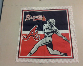 Atlanta Braves Fabric 247782