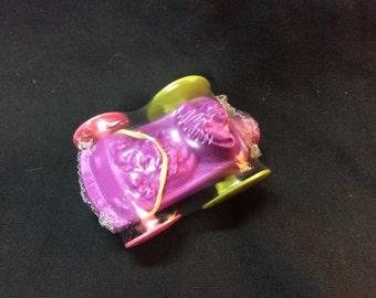 Freakies Cereal Gargle Bulb/Baloon car sealed - 1974