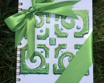 Boxwood Maze notebook