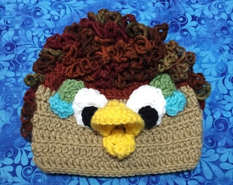 Such a Cute and Adorable Parate Bird Hat