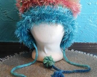 Elfin Hat with Ties