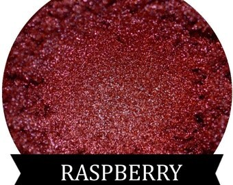 Dark Red Eyeshadow  RASPBERRY