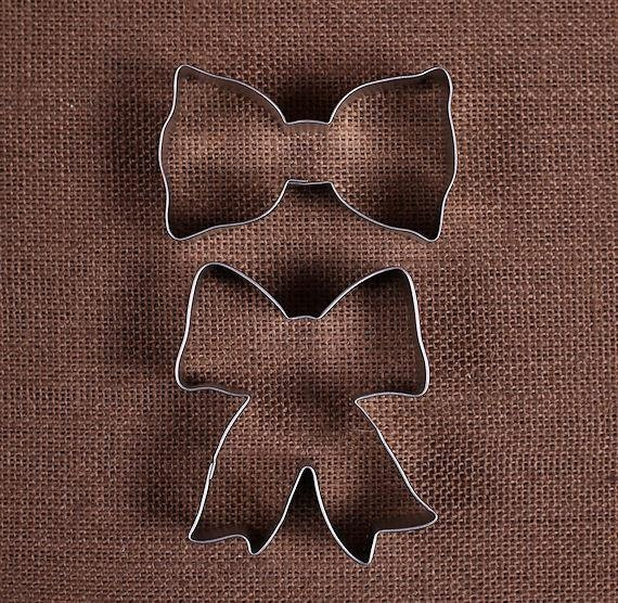 recipe: bow tie cookie cutter [34]