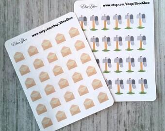 Mail Planner Stickers (LT015)
