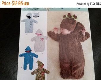 Snuggle Baby Costume Patterns--Lots of Options --UNCUT PATTERN--Multi Pattern Multi Sizes