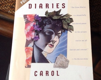 A Vintage copy of The Stone Diaries by Carol Shields