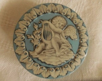 Cupid Circular Tin