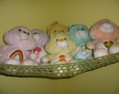 Hammock for Stuffed Animals, Olive Green
