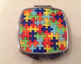Autism Awareness Mirror 25% Off Special