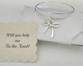 Bridemaid Bracelet, Bridesmaid Proposal, Bridesmaid Gift, Bridesmaid Ask, Bridemaid Thank You