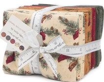 Cardinal Reflection Flannels 19 Fat Quarter Bundle by Holly Taylor for Moda Fabrics 6640ABF