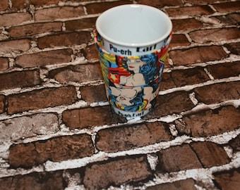 Wonder Woman Cup Cozy