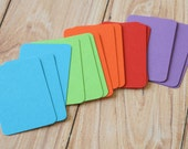 200pc BRIGHT Colours Eco Series Business Card Blanks