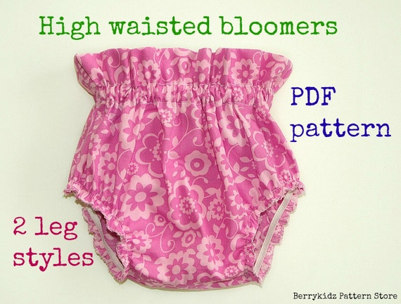 baby bloomer pattern, Baby diaper cover pattern, Ruffle bloomer ...