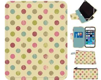 Dots Ipad Mini case Ipad Air Case iPad case Kindle Case Nook Case Ipad Air 2 case Ipad mini case Ipad Mini 3 case