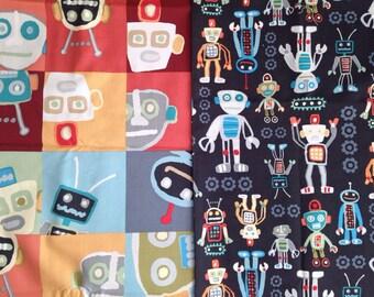 Mr. Roboto fabric by StudioE fabric company