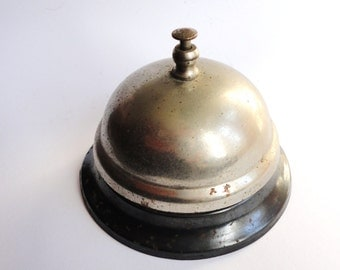 Vintage Store Counter Service Bell