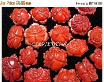 20% OFF ON SALE Coral Flower Pendant