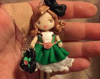 Bambolina snodata - Doll articulated