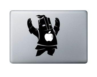 SUNBRO Macbook Vinyl Decal Sticker - Laptop Decal - Laptop Sticker
