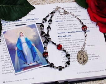 Traditional Catholic Chaplet of the Immaculate Conception