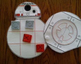 Star Wars BB-8 Tic Tac Toe Game