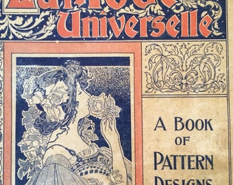 1902 Fashion Magazine LaMode Universelle No 15