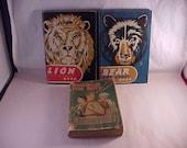 1940 Boy Scout Handbook 1948 Cub Scout Handbooks