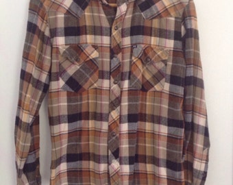 Vinatge Western Shirt