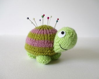 Tavistock Tortoise toy knitting pattern