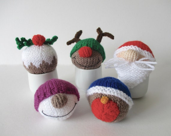 Knitting Pattern Christmas Baubles : Christmas Baubles knitting patterns