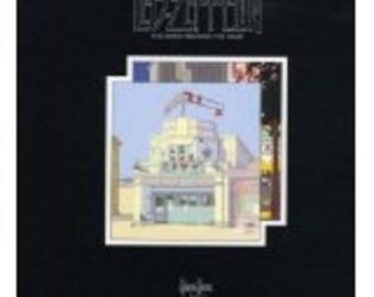 Led Zeppelin vinyl - Song Remains the Same  - Super Double Album Set - Original Edition -  Vintage album in EX+ Condition