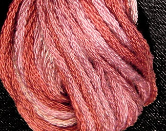 Valdani, 6 Strand Cotton Floss, P8, Old Rose