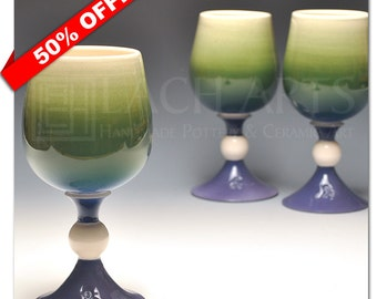 "50% OFF - ""In The Deep"" Red Wine Chalice"