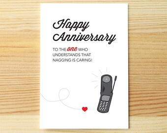 Anniversary Nagging