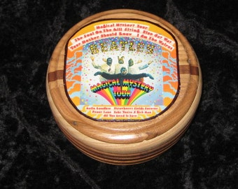 Jewelry & Collectibles Gift Boxes: The Beatles- Magical Mystery Tour