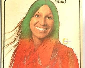 BUFFY SAINTE-MARIE The Best Of Volume 2 Lp 1971 Double Lp Original Double Vinyl Record Album