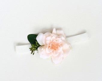 Garter, Wedding Garter, Bridal Garter, Floral Garter, Floral Wedding Garter, Floral Bridal Garter - Silk Floral Garter by The Garter Girl