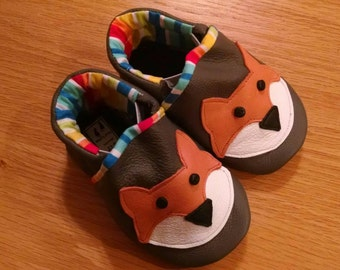 Mary Jane Leather Soled Shoes For Baby