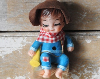 Vintage Hillbilly Ornament From the 60's