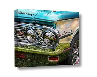 Large Canvas Wall Art Decor Comet Classic Vintage Car