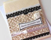 Mothers Day Greeting Cards:  Handmade Blank Note Card - My Emma