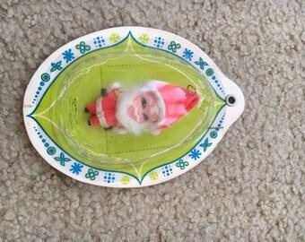 Vintage 1968 Mattel Liddle Kiddle Santa