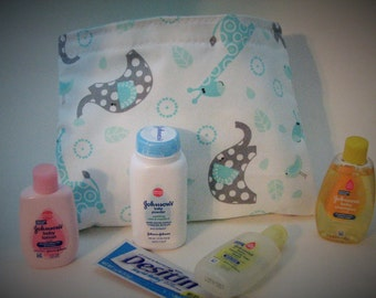 Baby Bag, BOYS Pouch, Diaper Bag Accesories,READY to Ship
