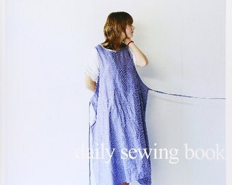 DAILY SEWING BOOK   Japanese Craft Book