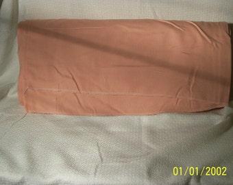 17 yds Pink Fabric