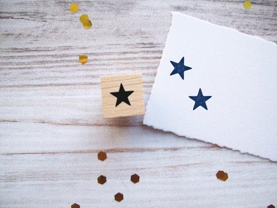 Mini Star Stamp