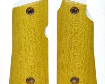 Osange Orange/Hedge Colt Mustang Grips