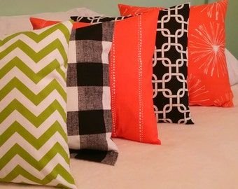 Halloween Collection Pick Two 18 x 18 Pillow Covers