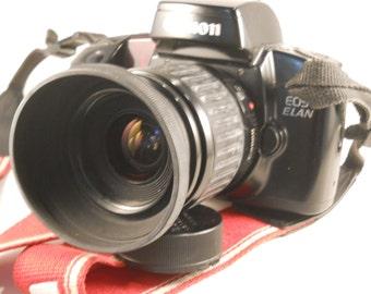 Canon Elan 2 Camera red strap